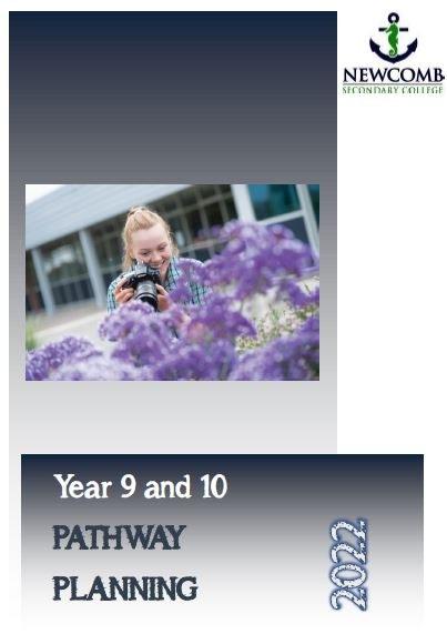 Year 9 and 10 Handbook 2022